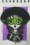 Lydia Deetz by Frankienstein