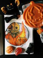 22. pumpkin by Frankienstein