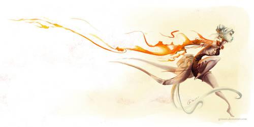 Phoenix by grimzzi