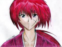 Kenshin Himura2 by angstfool11