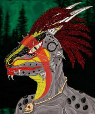 Blood Born by RavendeDrieu