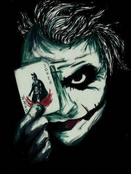 Why so serious? by HippieInHell