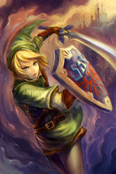 SW: Twilight Link by vtas