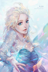 SW Frozen: Elsa by vtas