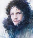GoT: Jon Snow by vtas