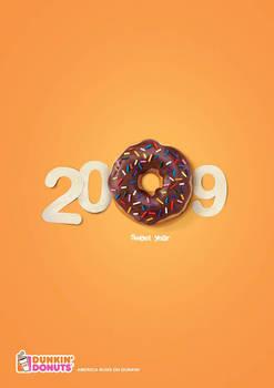 Dunkin' Dounts by caprozo911