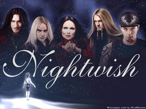 Nightwish by MissEdeagirl