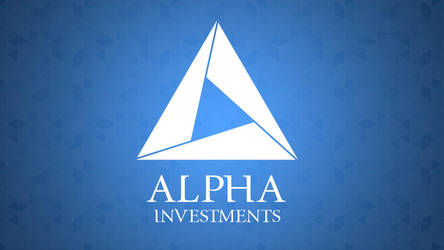 Alpha Investments Wallpaper by TEOxan