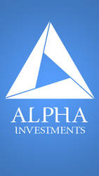 Alpha Investments Galaxy S3 Wallpaper by TEOxan