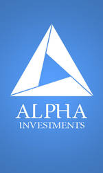 Alpha Investments Galaxy S2 Wallpaper by TEOxan