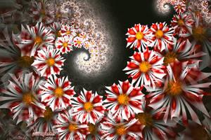 Perlin Flower by pillemaster