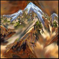 Alpine Glow by pillemaster