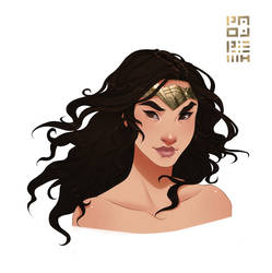 Wonder Woman by PaolaPieretti
