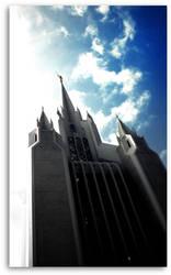 San Diego Temple 2 by MiniWookie