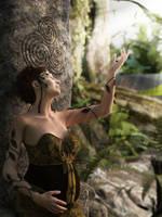 Praying to Gaia 2013 by IsadoraBlumentanz