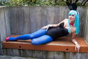 Bulma Bunny III by Sydabee