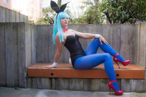 Bulma Bunny IV by Sydabee