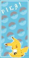 Pikachu by Hyper-ChildEXE