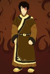 Fire Prince by Spigu