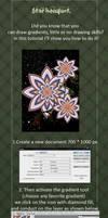 Star bouquet. by Korolevatumana