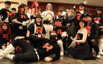 Team Rocket AZ by shadowsirenmoon