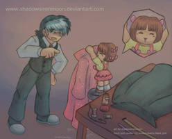 Gift- Pinokos Gift by shadowsirenmoon
