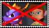 Anti Spyro X Elora Stamp by Yohane-Ryuzo