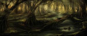 Swamp by DeivCalviz