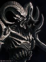 Demon: Cresil by DeivCalviz