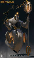 Chronos - Beyond Human by DeivCalviz