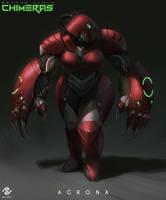 Agrona - Beyond Human by DeivCalviz
