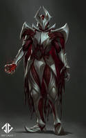Blood Lord by DeivCalviz