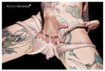 Erotic Pulpo by artinfeminine
