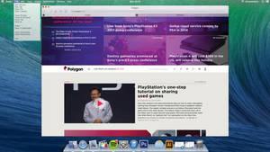 OS X Mavericks: Desktop Concept by Ohsneezeme