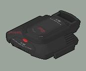 Atari Jaguar by wenstrom