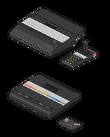 Atari 5200 - Atari 7800 by wenstrom