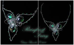 Rainforest Fairy by ipsiksilon