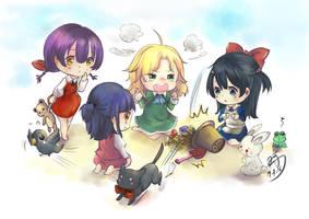 RPG Character Chibi by eisjon