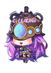 C: Lealinu (Laela) by eisjon