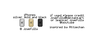 3. custom iphones by joyefully