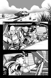H-S SON OF SAMHAIN issue#4 page 07 ink by alucard3999