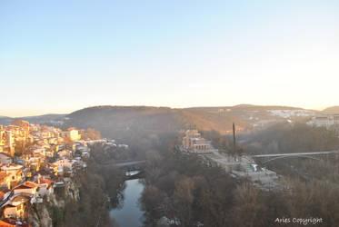Veliko Tarnovo, Bulgaria by AriesWildChild