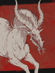 Hybrid - antelope by Dae-K