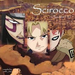 Scirocco- Sandsibs FST -front- by tsukiyuuki