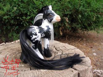 MLP Custom- cow pony by ImmortalPanda