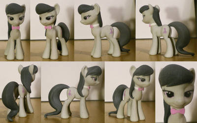 Octavia Full Color 3d Print by Hashbro