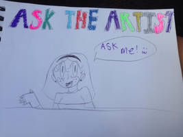 Ask the artist (open) by CottonCandyCookies