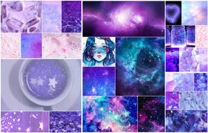 Ultimate Aesthetic Collage Collage by CottonCandyCookies