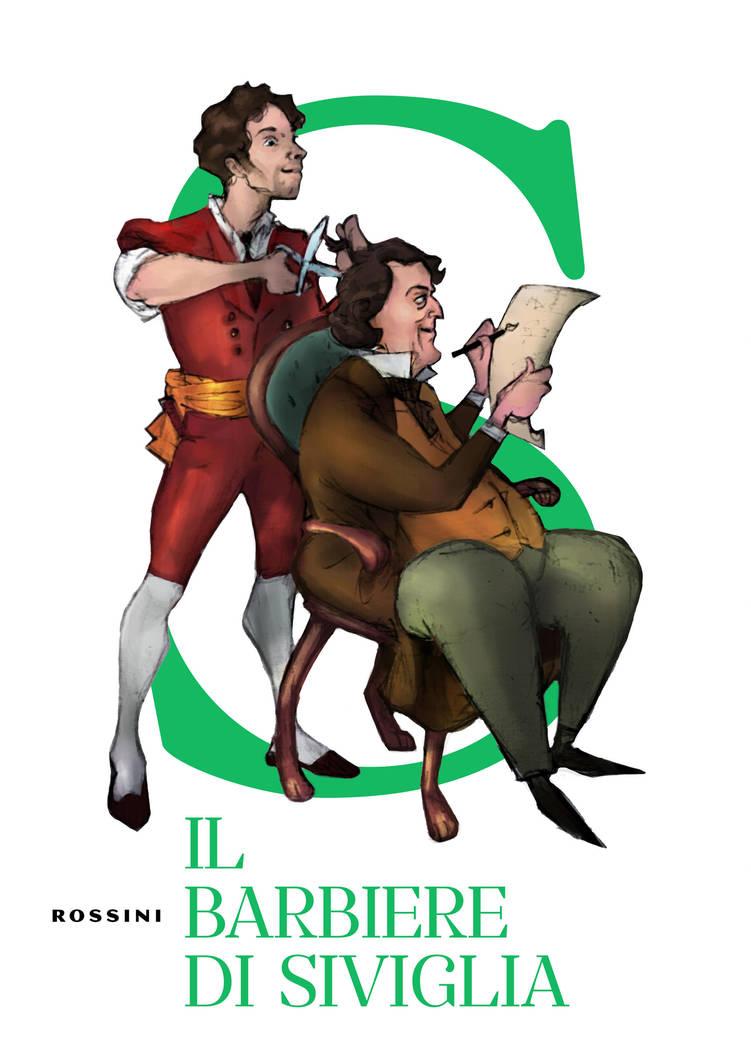 Opera Series: Il Barbiere di Siviglia by O-ssyan