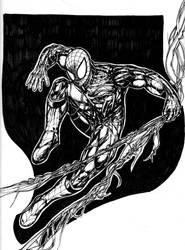 Spiderman by PanciTanPH